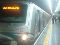 Vila Madalena Station
