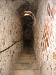 Secret Passage Inside The Castle