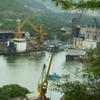Hindustan Shipyard In Visakhapatnam