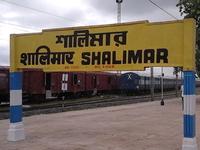 Shalimar railway station