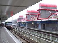 Amsterdam Lelylaan Railway Station
