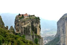 Monastries Of Meteora