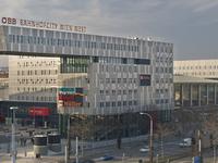 Wien Westbahnhof Railway Station