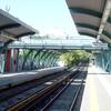 Agios Eleftherios Metro Station