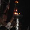 Lighting Torch At Martyrs Memorial Gun Park 2