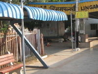 Lingampally railway station