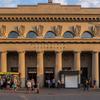 Baltyskaya Pavilion Building
