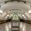 Ligovsky Prospekt Metro Station Hall