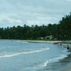 Beach At Barus
