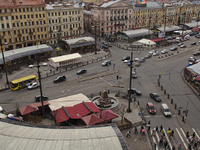 Sennaya Square