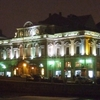 Tovstonogov Theater At Night