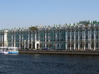 Neva Enfilade of the Winter Palace