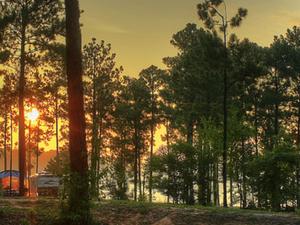 Hugh White State Park Campground