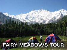 Trekking To Fairy Meadows Nanga Parbat