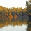 The Murrumbidgee River At Wagga Wagga