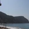 Petani Beach, Looking To Its Southern Aspect