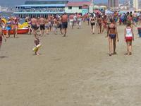 Beach of Durrës