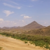 Dry Riverbed Of The Turkwel River From Lodwar Town