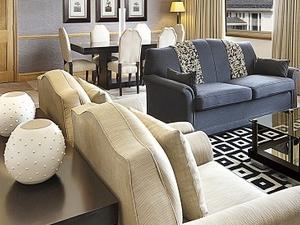 Hilton Royal Suite City Views