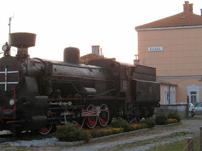 Divaca Railway Station