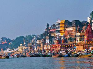 Varanasi - Allahabad - Bodhgaya - Chitrakoot - Locknow Photos