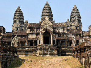 Cambodia Angkor Wat Tour Photos