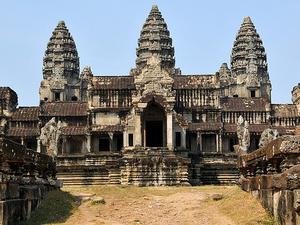 Cambodia Angkor Wat Tour Photos