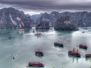 Vietnam Package Tour Fotos