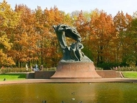 Lazienki Park