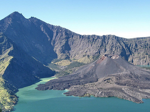 Exploring The Rinjani Mountain, Lombok Photos