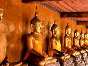 Bangkok Temple City Tour Photos
