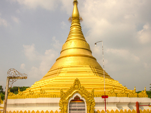 Buddhist Pilgrimage Tour Photos