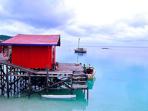 Deals! Explore Derawan Island Photos