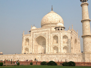 Same Day Agra by Train Photos