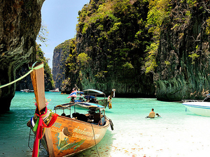 Beautiful Thailand Honeymoon Tour Photos