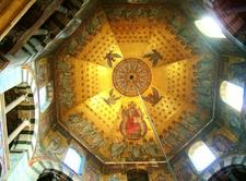 Aachener Dom Decke