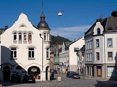 Aalensund Town View