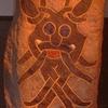 Aarhus Mask Stone