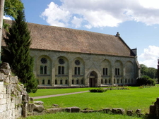 Ourscamp Abbey, Picardie