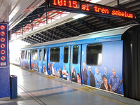 Abdullah Hukum LRT Station