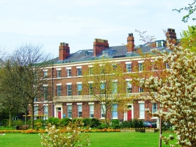 Abercromby Square University Of Liverpool