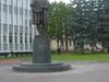 Abraomas Kulvietis Monument