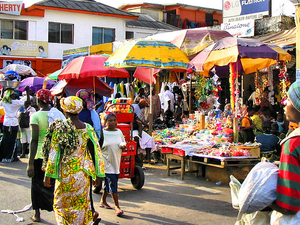 Accra Markets Explorer Photos