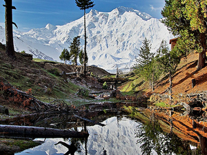 Around Nanga Parbat Trek Over Mazeno La Pass Photos