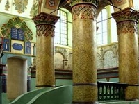 Łańcut's Baroque Synagogue