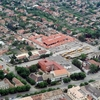 Aerial Photography Of Monor Town, Hungary
