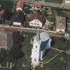 Aerial Photography Of Tiszavasvári, Hungary