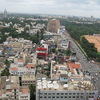 Aerial View MG Road Bangalore