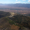 Aerial View Of Monte Alban