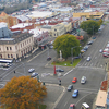 Ballarat Looking South Over Sturt Street